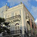 San Juan Architecture 1 by Anita Burgermeister