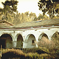 San Juan Capistrano California by Barbara Snyder