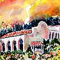 San Juan Capistrano Mission by John Dunn