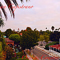 San Juan Capistrano by Timothy OLeary