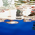 San Lagos Reflection 29424 by Jerry Sodorff