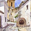 San Luis by Margaret Merry