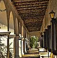 San Luis Rey Mission - California by Jon Berghoff