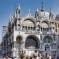 San Marco Square by Gabriela Insuratelu