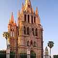 San Miguel De Allende, Mexico by John Shaw