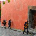 San Miguel De Allende Mexico Streets by Cathy Anderson