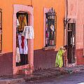 San Miguel Shop by Lindley Johnson