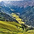 San Nicolo' Valley - Italy by Antonio Scarpi