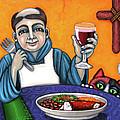 San Pascual Cheers by Victoria De Almeida