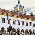 San Pedro Claver Monastery by Maria Coulson