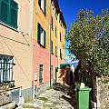 San Rocco In Camogli by Antonio Scarpi