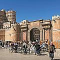 Sanaa City In Yemen  by Jacek Malipan