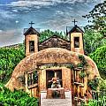 Santuario De Chimayo by Lanita Williams