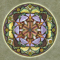 Sanctuary Mandala by Jo Thomas Blaine