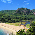 Sand Beach And The Beehive by Jemmy Archer