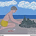 Sand Castle by Fred Jinkins