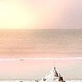 Sand Castle by Margie Hurwich
