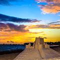 Sand Castle 1 by Viktor Birkus