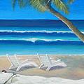 Sand Castles by Sue Riley