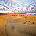 Sand Dune Sunrise by David  Forster