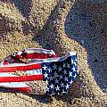 Sand Flag by David Call