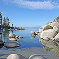 Sand Harbor-lake Tahoe by Jack Schultz