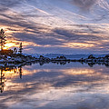 Sand Harbor by Maria Coulson