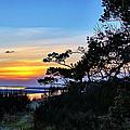 Sand Lake Sunset by Chriss Pagani