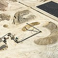 Sand Mine, South Africa by Peter Chadwick