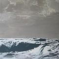 Sandbank Vi Braun by Eckhard Besuden