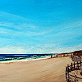 Sandbridge Virginia Beach by Katy Hawk