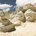 Sandstone And Sky by John Anderson