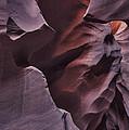 Sandstone Face by Mae Wertz