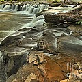 Sandstone Falls by Adam Jewell