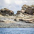 Sandstone Island Sculptures by Alanna DPhoto
