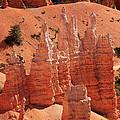 Sandstone Pillars by Aidan Moran