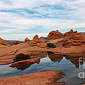 Sandstone Reflections 2 by Vivian Christopher