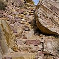 Sandstone Steps by Debby Richards