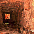Sandstone Tunnel by Robert Bales