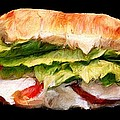 Sandwich Time by Brian Sasse