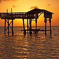 Sandy Bay Sunset by Susan Rovira