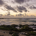 Sandy Beach Sunrise 10 - Oahu Hawaii by Brian Harig