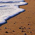 Sandy Foam by Jerry Hart