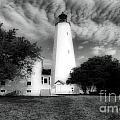 Sandy Hook Lighthouse by Skip Willits