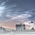 Sandy Neck Lighthouse by Susan Candelario