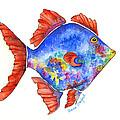 Sanford Fish by Diana Sanford