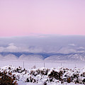 Sangre De Cristo Range With Clouds by Panoramic Images