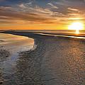 Sanibel Sunrise Xxi by Steven Ainsworth