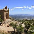 Sant Joan Chapel Spain by Julia Gavin