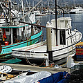 Santa Barbara Fishing Boats by See My  Photos
